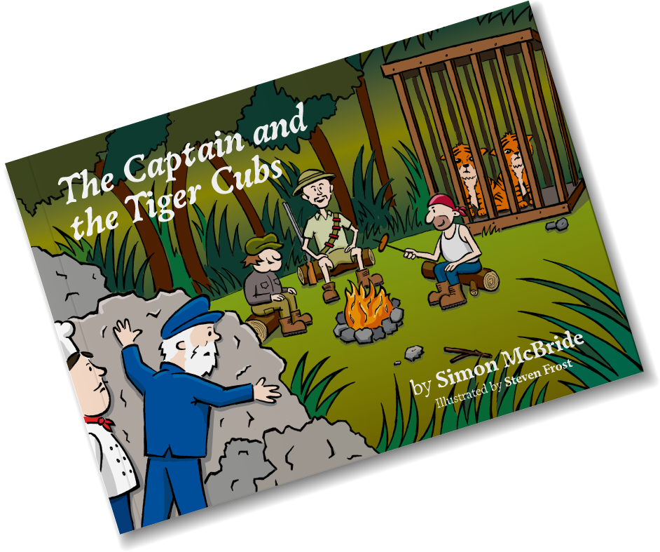 Captain and the Tiger Cubs cover